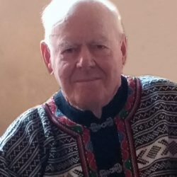 Arthur Tangen, Ossian, Iowa, January 9, 2017