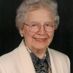 Margaret Grohall, La Crosse, Wisconsin formerly of Waukon, Iowa, March 24, 2017