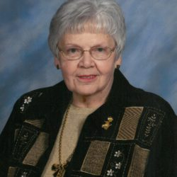 Marjorie K. Hamme, Postville, Iowa, April 2, 2017