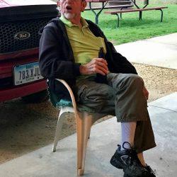 Larry Purman, Elkader, Iowa, July 23, 2017