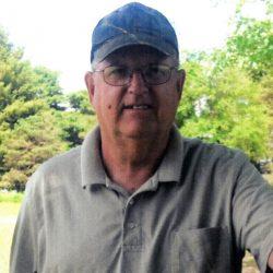 Charles Joseph Chase, Volga, Iowa, August 2, 2017