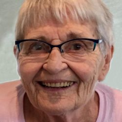 Ruth Marie Friederich, Elgin, Iowa, October 14, 2017
