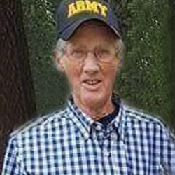 "James ""Jim"" Charles Larson, West Union, Iowa, December 4, 2017"