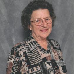 """Margaret M. """"Marge"""" Halverson, Lansing, Iowa, April 27, 2018"""