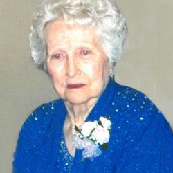 Mary Feller, St. Olaf, Iowa, May 1, 2018
