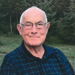 Carl Irving Wessel, Elkader, September 26, 2018