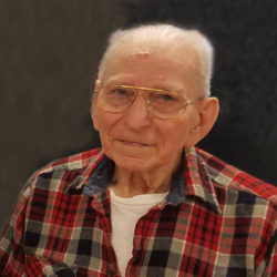 George Oliver Miller, formerly of Volga, Iowa, October 4, 2018