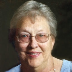 Mary Dettman, St. Olaf, Iowa, December 28, 2018