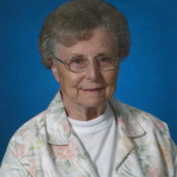 Mary Chilton Richmond, Hawkeye, Iowa, January 3, 2019