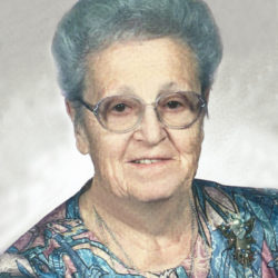 Neva Mae Jaster, 97, Ossian, Iowa, February 21, 2019