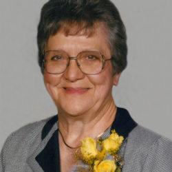 """Julia """"Judy"""" A. Martin, Elgin, Iowa, April 27, 2019"""