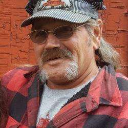 """Delvin """"Del"""" Dale Tieden, 64, Elkader, Iowa"""
