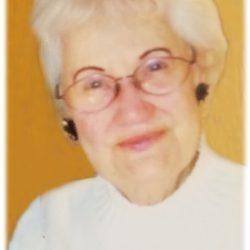 Betty Jean Orvis McMahon, Elkader, Iowa, August 14, 2017