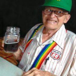 Norbert Dettman, 95, Luana, Iowa, August 17, 2017