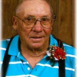Virgil Meinert, St. Lucas, Iowa, August 12, 2017