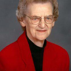 Corinne Elizabeth Schoien, Elkader, Iowa, November 17, 2017