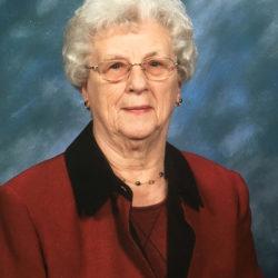 Loretta Zweibohmer, Norwood Young America, Minnesota formerly of Ossian, Iowa, May 10