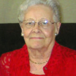 Laurayne Schulte, Evansdale, Iowa, formerly of Harpers Ferry, Iowa, June 25, 2019