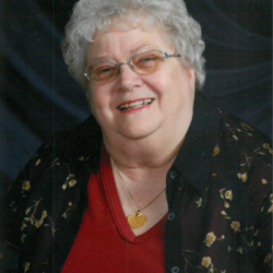 Viola Dennler, Volga, Iowa, June 6, 2019
