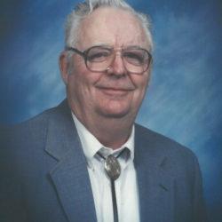 "Eugene ""Gene"" Theodore Mork,  Postville, Iowa, July 13, 2019."