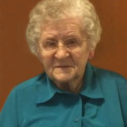 Edna Ann Huinker, Ossian, Iowa, August 25, 2019