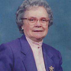 Joan Lansing, Ossian, Iowa, August 22, 2019