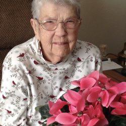Marjorie Jean Steiber, Lansing, Iowa, August 20, 2019