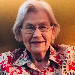 Minerva Adeline Leonard, Sycamore Illinois, formerly of Farmersburg, Iowa, August 25, 2019