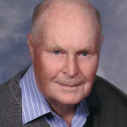 Floyd Arlie Stensland, West Union, Iowa, September 19, 2019