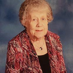 Betty Steiber, Lansing, Iowa, November 25, 2019