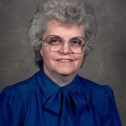 Clara Mae Kruse, Postville, Iowa, November 25, 2019