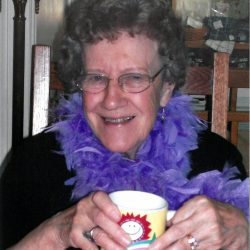 Verna Anna Medberry, West Union, Iowa, formerly of Volga, Iowa, December 19, 2019