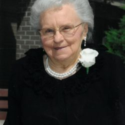 Dorothy Bushkofsky, Elkader, Iowa January 10, 2020