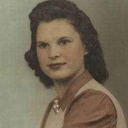 Rose Benedict, Lansing, Iowa, February 13, 2020