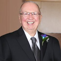 Dr. Donald Frost Strutt, McGregor, Iowa, March 6, 2020