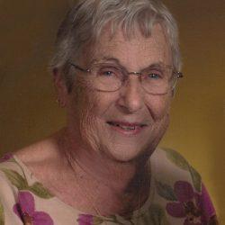Reva Ellen Radloff, Farmersburg, Iowa, March 2, 2020