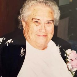 Beverly Kelly, Prairie du Chien, Wisconsin formerly of Elkader, Iowa, April 12, 2020