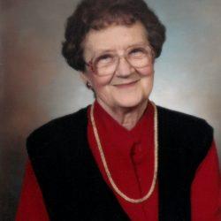 Eunice J. Nading, West Union, Iowa, May 10, 2020