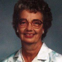 Norma Jean Erickson, Farmersburg, Iowa, June 1, 2020 .