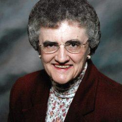 Mary Ann Schaer, Elgin, Iowa, July 6, 2020