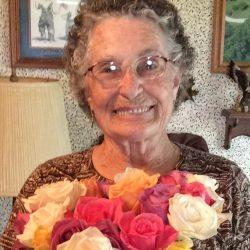 Geraldine French, Elkader, Iowa, October 12, 2020