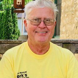 Donald William Prosser, Lansing, Iowa, October 7, 2020