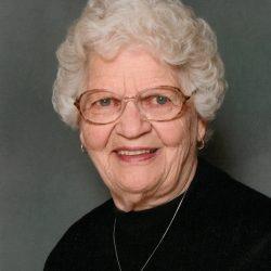Bernice Walleser,  Lansing, Iowa, November 17, 2020