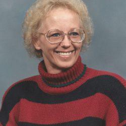 Barbara Scheidel, Ossian, Iowa, January 15, 2021.