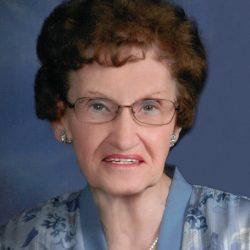 Ruby Doris Miller, West Union, Iowa, April 24, 2021