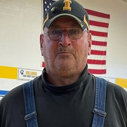 Terry Lee Mohs, Postville, Iowa, April 2, 2021.