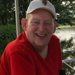 Richard A. Hanson, Lansing, Iowa, June 17, 2021