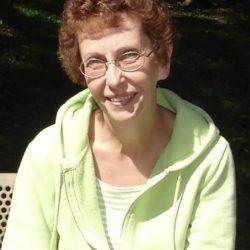 Mary Ellen Guyer, rural Clermont, Iowa, September 20, 2021